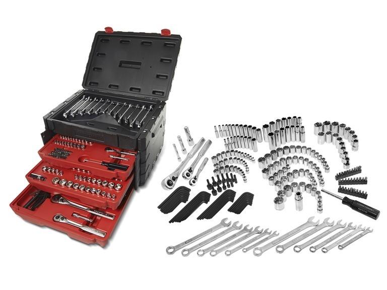 Craftsman Mechanics Tool Sets