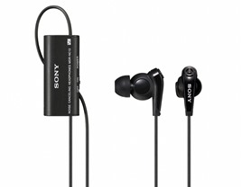 Sony Noise Canceling In-Ear Headphones