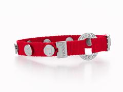 Charm Bracelet - Red