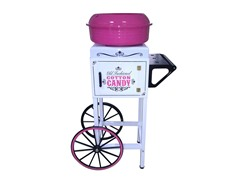 Nostalgia Electrics Cotton Candy Cart
