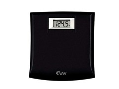 Conair Weight Watchers Scale Black with Chrome