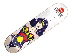 Almost Wonder Woman Skateboard