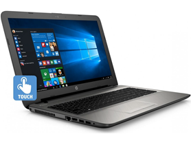 "HP 15.6"" AMD Quad-Core 1TB Touch Laptop"