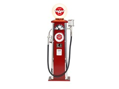 "Flying ""A"" Gas Pump Replica"