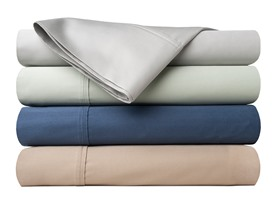 400TC 100% Cotton Sheets & Pillowcases