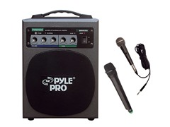 100 Watt Wireless Battery Powered PA System