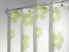 Interdesign Poppy Shower Curtain
