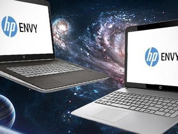 HP Envy & Pavilion Laptops