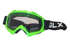 Youth Off-Road Goggles - Green