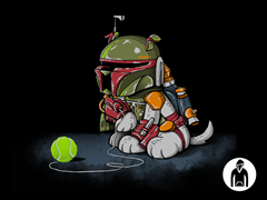 Boba Fetch Pullover Hoodie