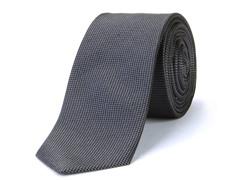 Silk Tie, Gunmetal