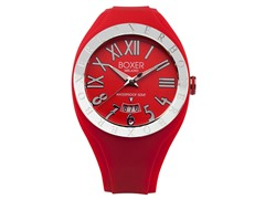 Men's BOX 40 RED Red Dial Watch