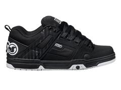 DVS Comanche Skate Shoe - Black Nubuck