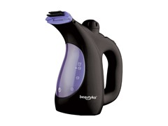 Handheld Clothing Steamer Black/Purple