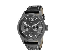 Men's Specialty Military Charcoal Watch