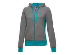 Women's F-Box Full Zip Hoody, 4 Colors