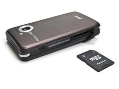 Adxio 1080p Camcorder w/ Projector