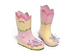 Lotus Rain Boots