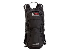 Rig 710 Hydration Pack, Black