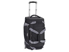 "27"" Wheeled Duffel - Black"