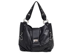 Parinda CLOVER Handbag, Black