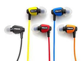 Klipsch S4i Rugged In-Ear Headphones