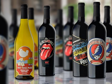 Wines That Rock Case