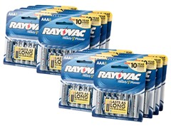AAA Alkaline Batteries - 144 Pack