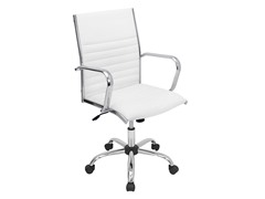 Lumisource Master Office Chair- White