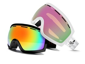 Kreed and Crush Snow Goggles