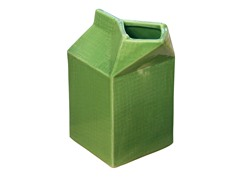 Ceramic Milk Carton