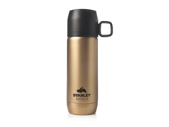 16 oz. Vacuum Bottle - Gold