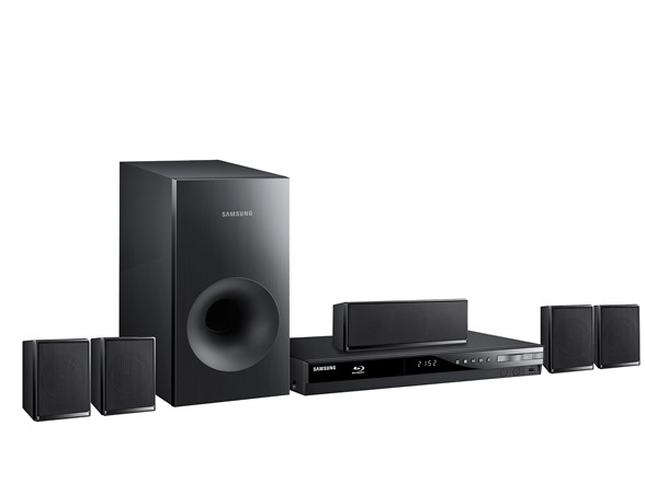 Samsung 5.1 Blu-ray Home Theater System CE04773C