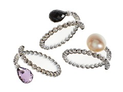 Gemstone Rings - Your Choice