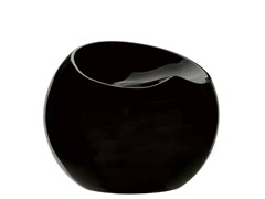 Drop Stool Black
