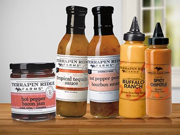 Terrapin Ridge Farms Grilling Condiments