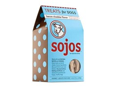 Sojos Pet Treats Various Flavors - 4pk