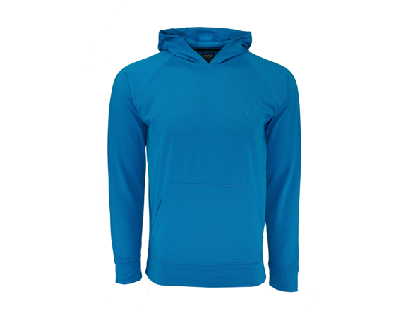 c64e2857b IZOD Men's Fitted Pullover Hoodie