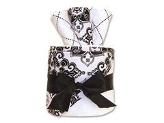 Versailles 4-Pc Hooded Towel Gift Cake