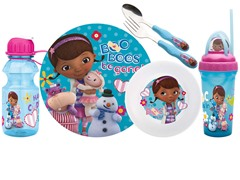 Doc McStuffins 6-Piece Set
