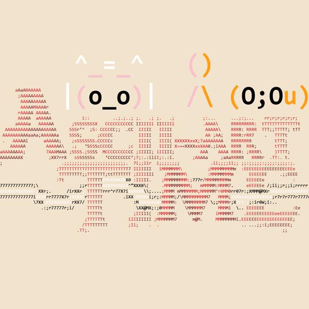 Shirt Woot Derby:Derby #316: ASCII Art