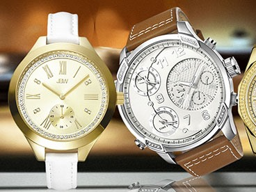 JBW Men's and Women's Watches