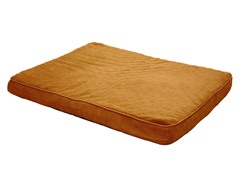 Orthopedic Super Foam Bed Camel - 2 Sizes