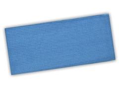 Waffle Kitchen Towels-Set of 6-Provence Blue