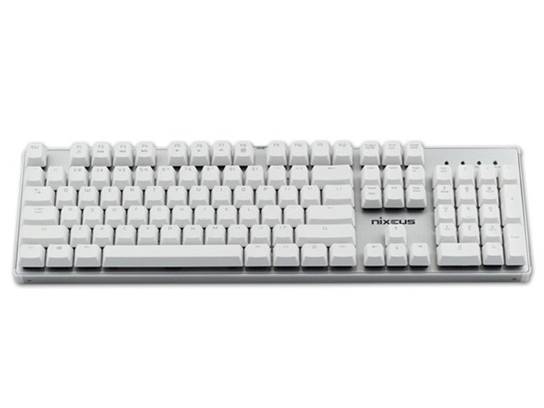 21d002d1582 Nixeus MODA PRO Mechanical Keyboard Blue