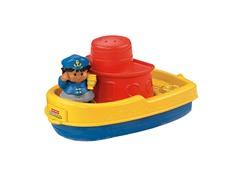 Float Bath Boat