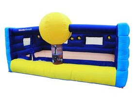 Wonderbounz Mars Landing Inflatable Bouncer w/ LED Game