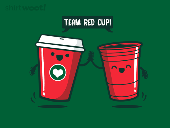 Team Red Cup XQ94928c