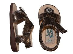 Squeaker Shoe - Tessa, Brown (3-8)
