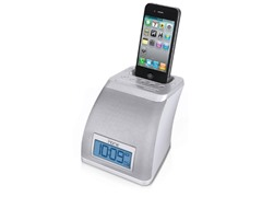 iHome Spacesaver Alarm Clock for 30-pin Apple